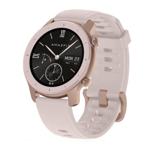 Умные часы Amazfit GTR 42mm Pink