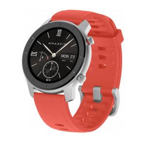 Умные часы Amazfit GTR 42mm Red