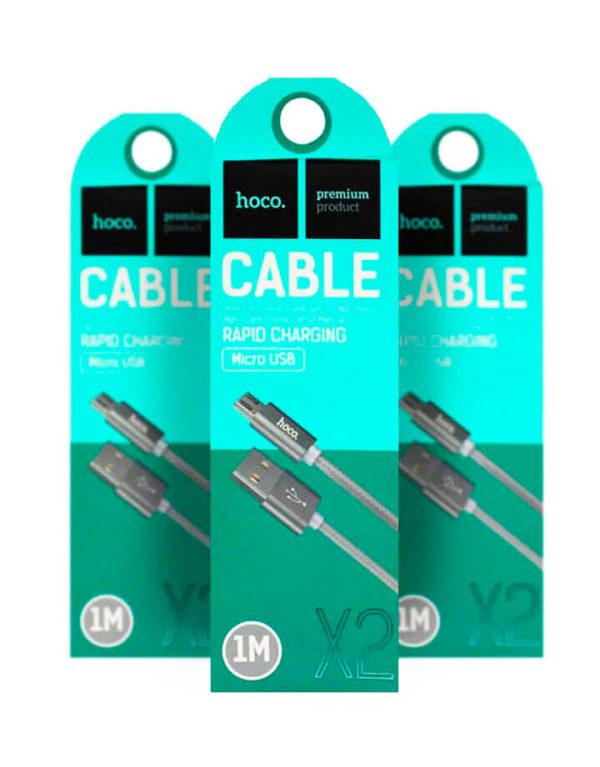 USB кабель HOCO X2 Micro Usb