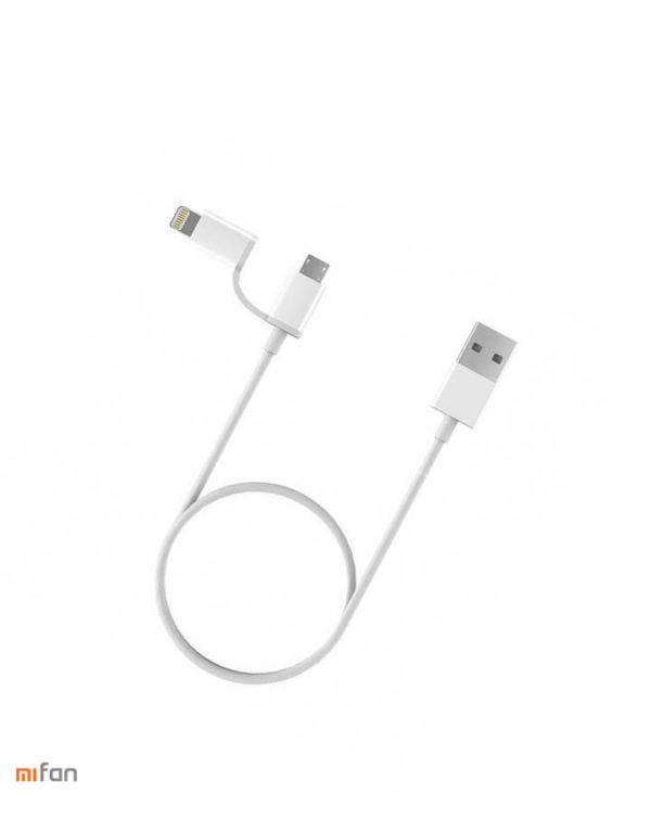 Usb - Кабель Xiaomi Mi Lighting/Micro Usb 2in1