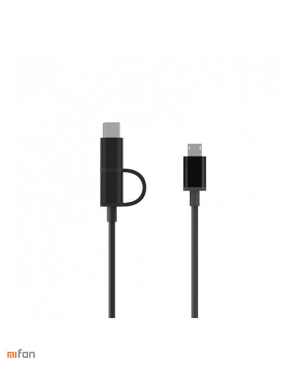 Usb - кабель Xiaomi OTG Micro USB - Micro USB - Type-C