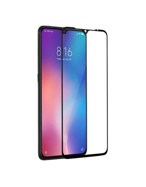 Защитное стекло 5D Xiaomi Mi 9