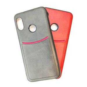 Чехол ILEVEL визитница Xiaomi Redmi Note 6