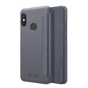 Чехол книжка NILLKIN Sparkle leather case Xiaomi Redmi 6 Pro / Mi A2 Lite