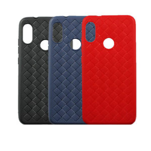 Чехол Плетеный Xiaomi Mi A2 Lite/ redmi 6 pro