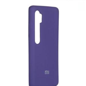 Чехол Silicon Cover Xiaomi Mi Note 10 Lite
