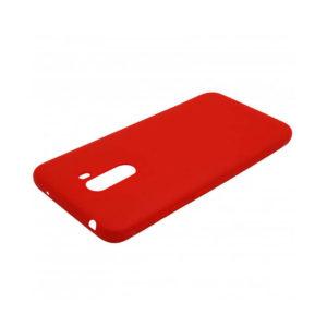 Чехол Силикон Xiaomi Pocophone F1