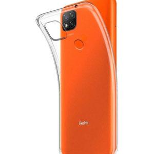 Чехол силикон Xiaomi Redmi 9C