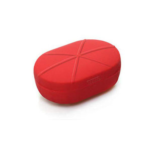 Чехол силиконовый для Redmi AirDots красный