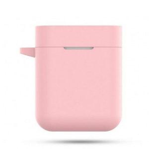 Чехол силиконовый для Redmi AirDots Pro 2 розовый