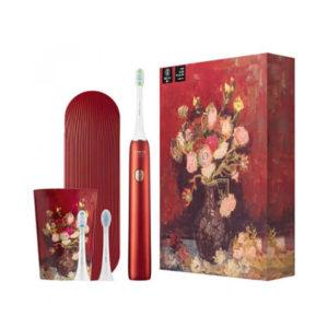Электрическая зубная щетка Soocas X3U Van Gogh Museum Design Red
