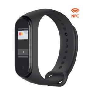 Фитнес Браслет Xiaomi Mi Band 4 Black NFC