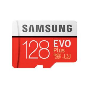 Карта памяти Samsung Micro SD 128Гб (class 10) UHS-I (100 Mb/s)