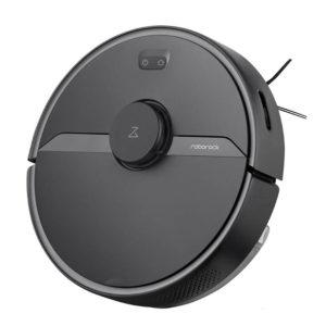 Робот-пылесос Xiaomi Roborock S6 Pure Smart Sweeping Vacuum Cleaner Black