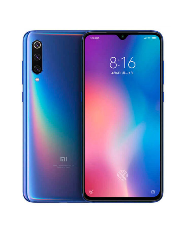 Смартфон Xiaomi Mi 9 6/64GB Ocean Blue