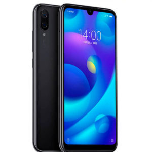 Смартфон Xiaomi Mi Play 4/64GB Space Black