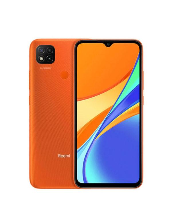 Смартфон Xiaomi Redmi 9C NFC 3/64Gb Sunrise Orange