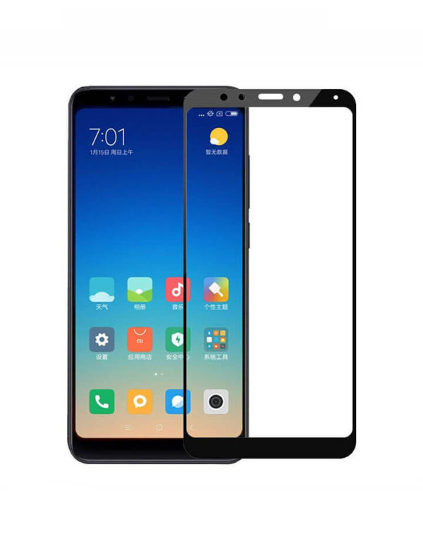 Защитное стекло 2d Xiaomi Redmi 5 Plus