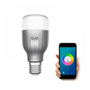 Умная светодиодная лампочка Yeelight led bulb upgrade version color