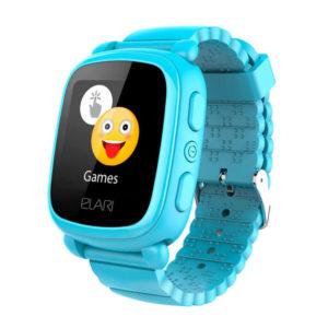 Умные часы Elari KidPhone 2 KP-2 Blue