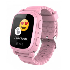 Умные часы Elari KidPhone 2 KP-2 Rose