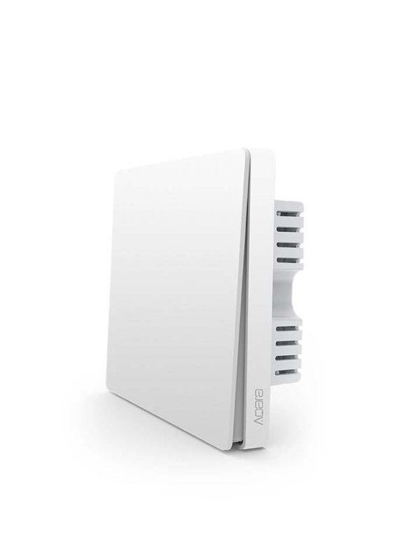 Умный выключатель Xiaomi Aqara Smart Wall Switch D1 (QBKG21LM) одна клавиша