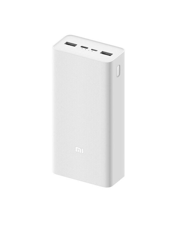 Внешний аккумулятор Xiaomi Mi Power Bank 3 30000 White (PB3018ZM)