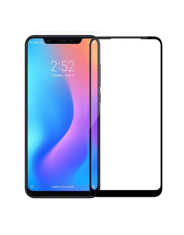 Защитное стекло 3D Xiaomi Mi 8