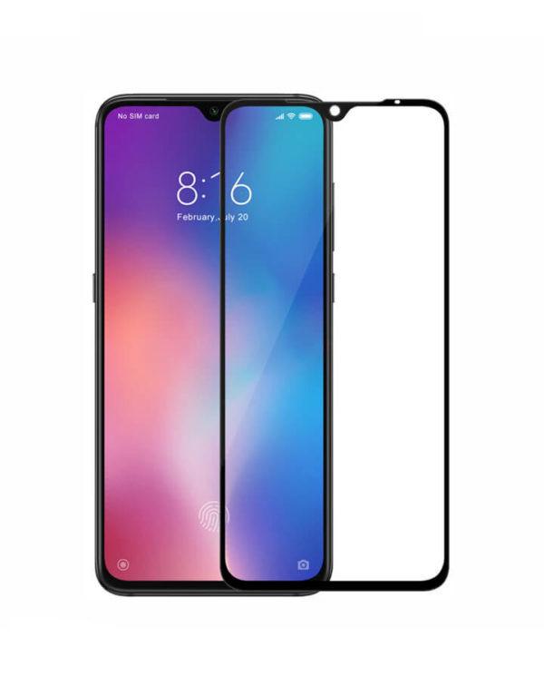 Защитное стекло 3D Xiaomi Mi 9