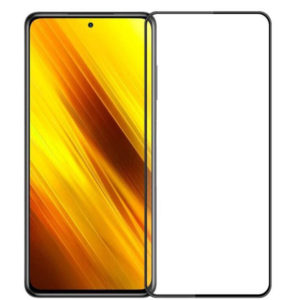 Защитное Стекло 3D Xiaomi Poco X3 / X3 Pro / Mi 10T