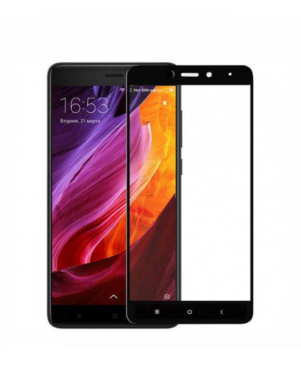 Защитное стекло 3D Xiaomi Redmi Note 4
