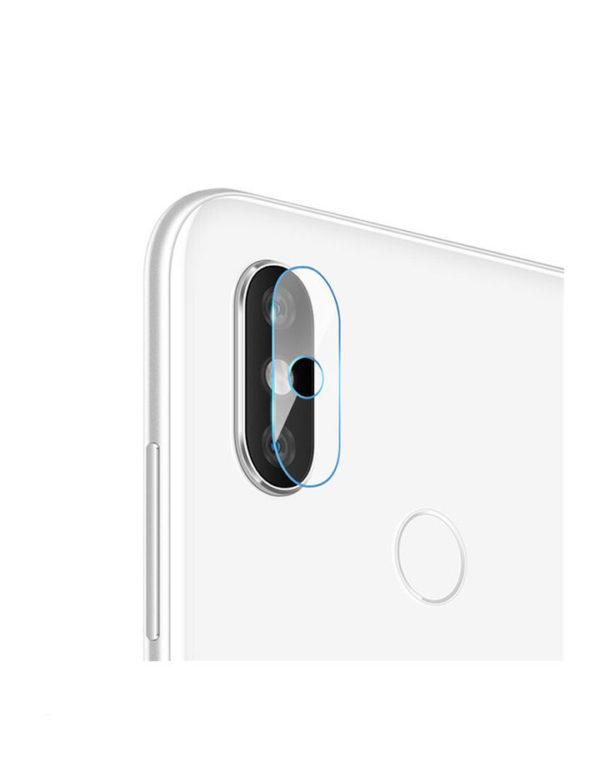 Защитное стекло на камеру Xiaomi Mi Max 3