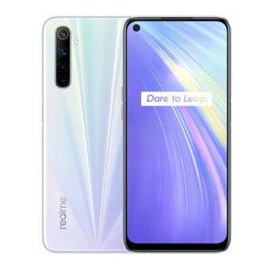Смартфон Realme 6 8/128GB Белая комета