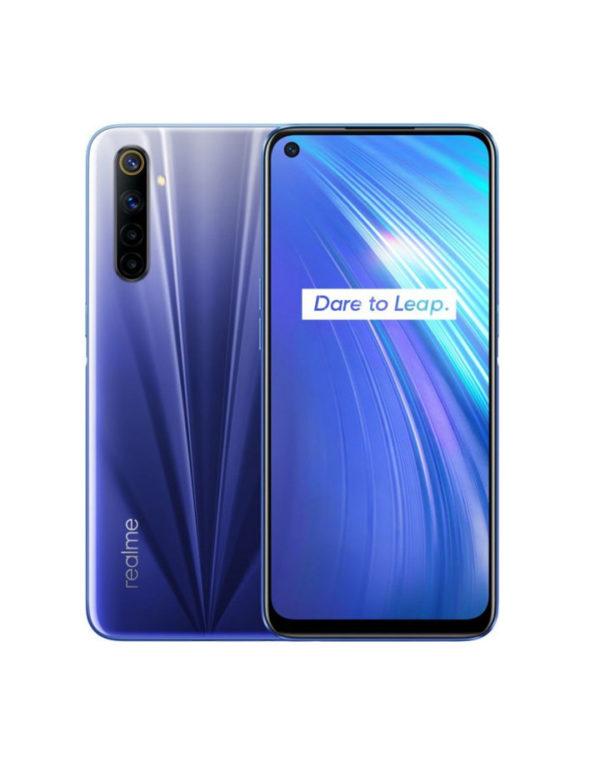 Смартфон Realme 6 8/128GB Синяя комета