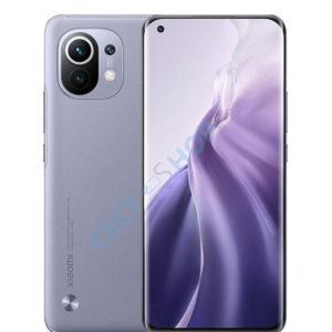 Смартфон Xiaomi Mi 11 12/256Gb Purple Leather