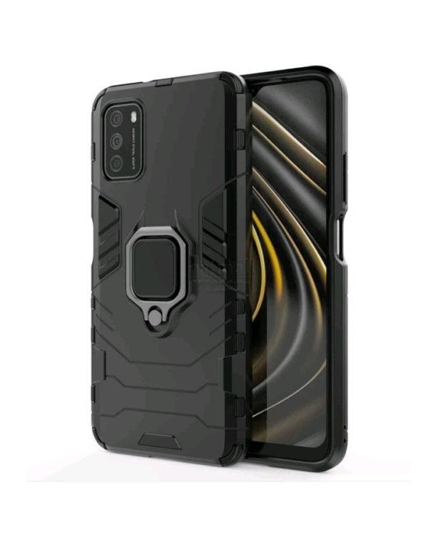 Чехол противоударный Xiaomi Poco M3