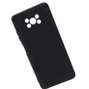 Чехол силикон Xiaomi Poco X3