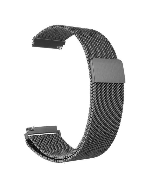 Ремешок Milanese Loop Xiaomi Amazfit GTR 47mm/Haylou Ls05