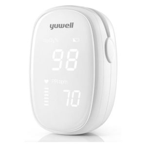 Пульсоксиметр Xiaomi Yuwell (YX102) White