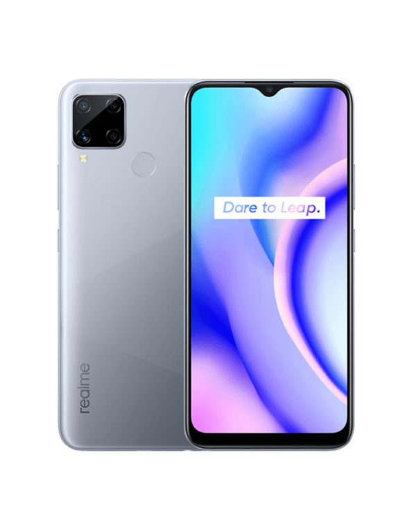 Смартфон Realme C15 4/64GB Серебрянная чайка