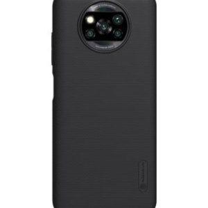 Чехол Nillkin Xiaomi Poco X3 Super Frosted Black