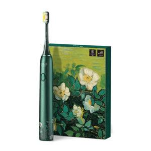 Электрическая зубная щетка Soocas X3U Van Gogh Museum Design Green