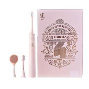 Электрическая зубная щетка Xiaomi Soocas X3U Sonic Electric Toothbrush Pink Set