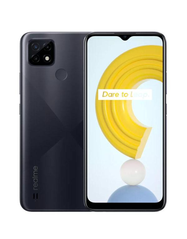 Смартфон Realme C21 4/64GB Черный