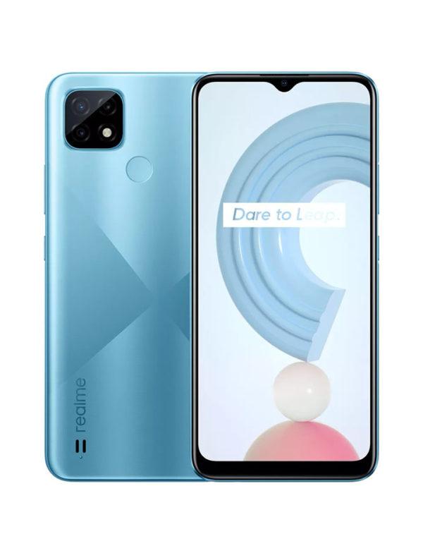 Смартфон Realme C21 4/64GB Голубой