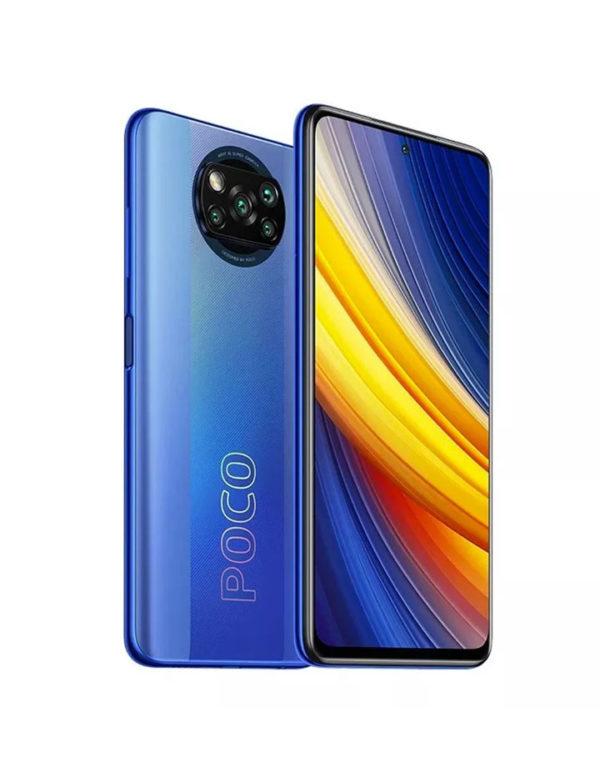 Смартфон Xiaomi Poco X3 Pro 6/128Gb Frost Blue
