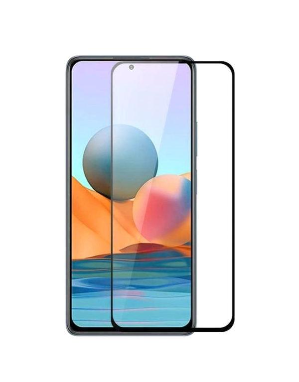 Защитное стекло 3D Xiaomi Redmi Note 10 Pro