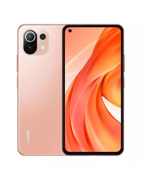 Смартфон Xiaomi Mi 11 Lite 8/128Gb Peach Pink