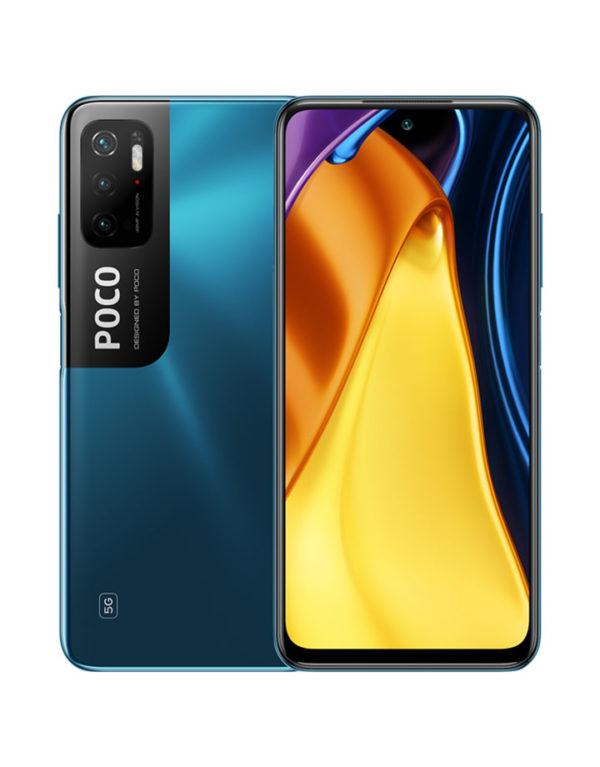 Смартфон Xiaomi Poco M3 Pro 5G 6/128Gb Cool Blue