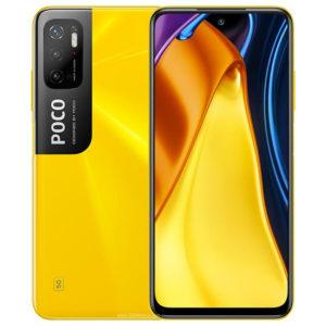 Смартфон Xiaomi Poco M3 Pro 5G 6/128Gb Yellow